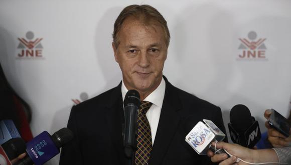 La Municipalidad de Lima efectuó el incremento salarial de los funcionarios de confianza del alcalde Jorge Muñoz. (GEC)