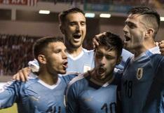 Uruguay vs. Estados Unidos EN VIVO partido amistoso internacional por la fecha FIFA live sports event
