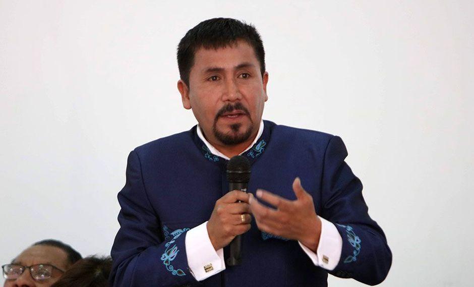 """Elmer Cáceres al presidente Vizcarra: """"Por encima de cualquier mina está la vida de un peruano"""" (Video: Canal N)"""