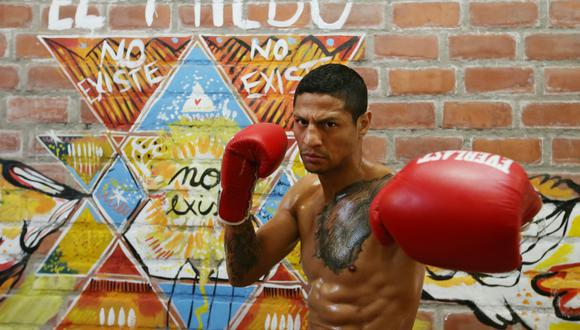Jonathan Maicelo dejará el box y su última pelea será contra 'Pantera' Zegarra. (Foto: GEC)
