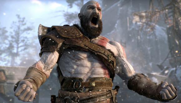 El reinicio de la franquicia de 'Kratos' es uno de los títulos  que se encuentran en oferta por fiestas.