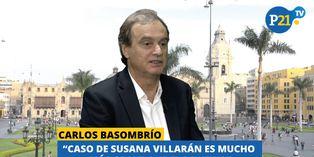 Carlos Basombrío: Caso de Susana Villarán es mucho más grave que el de Keiko