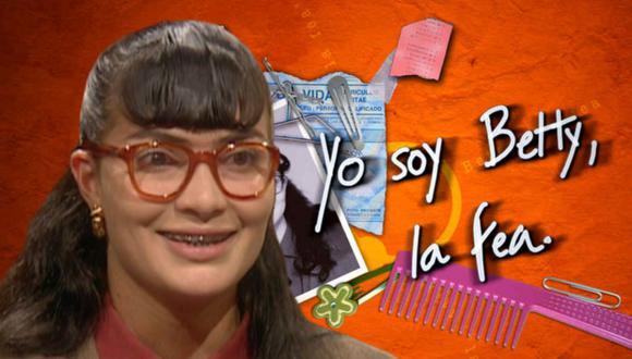 Yo soy Betty, la fea, o simplemente Betty, la fea, es una telenovela colombiana, creada por RCN Televisión. Se estrenó el 25 de octubre de 1999 y finalizó el 8 de mayo de 2001.  (Foto: RCN)