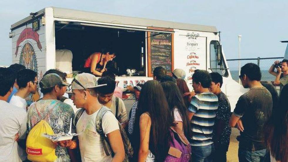 Mistura 2015 albergará a los Food Trucks peruanos. (Difusión)