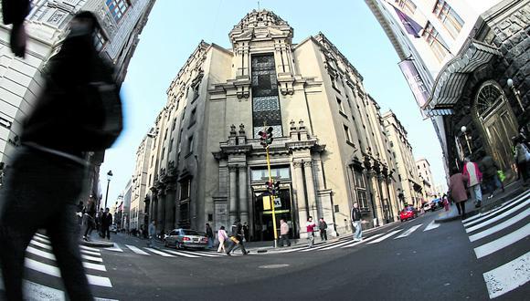 El indicador S&P/BVL Perú General, el más representativo de la bolsa, subía un 1.29%. (Foto: GEC)