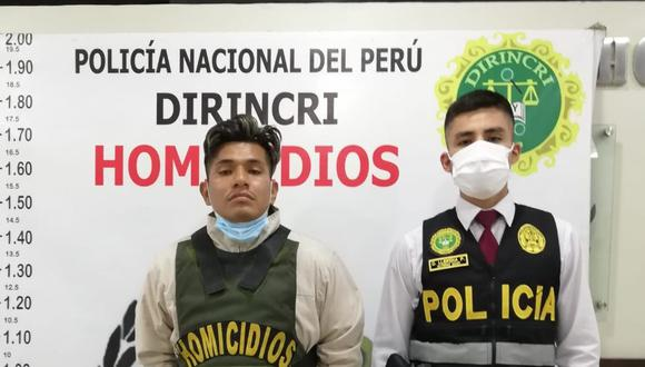 'Jano' será investigado tres días en la División de Investigación de Homicidios de la Dirincri.