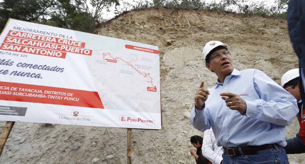"""Vizcarra indicó a la ciudadanía que el país necesita que el nuevo Parlamento inicie sus actividades para """"en consenso con el Ejecutivo tomar decisiones en favor de todos ustedes"""". (Foto: Presidencia)"""