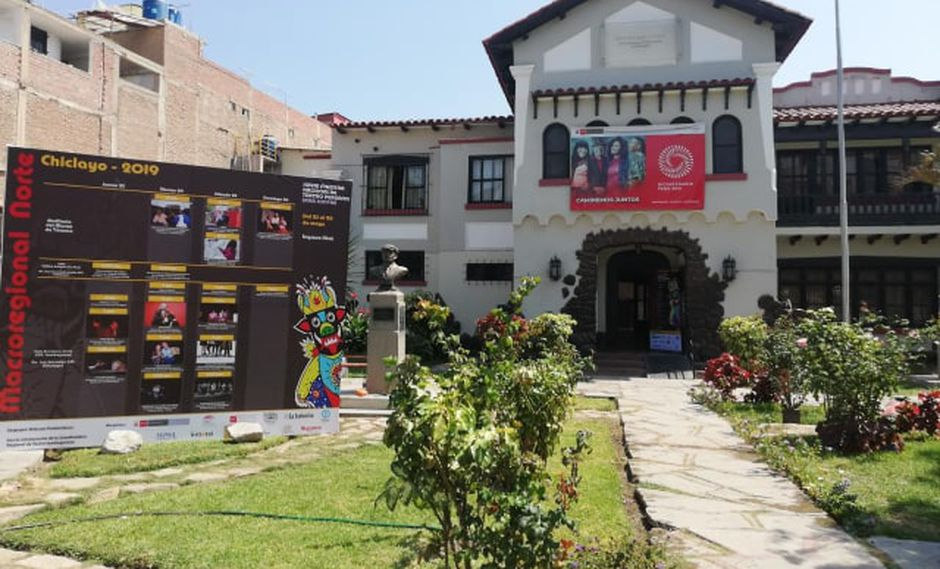 Teatro gratuito en Chiclayo (Artescen)