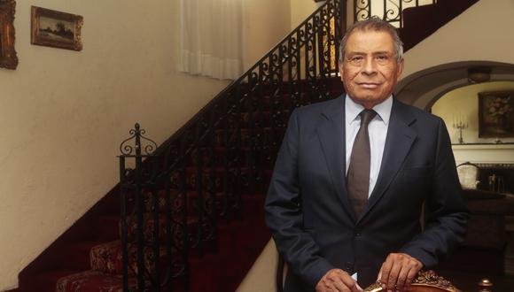 """""""Sugerimos a los señores del Congreso es que nos sentemos a revisar las estadísticas"""", dijo Marquez. (GEC)"""