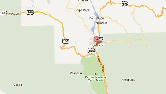 Alcalde es investigado por inversión de S/. 8 millones. (Google Maps)
