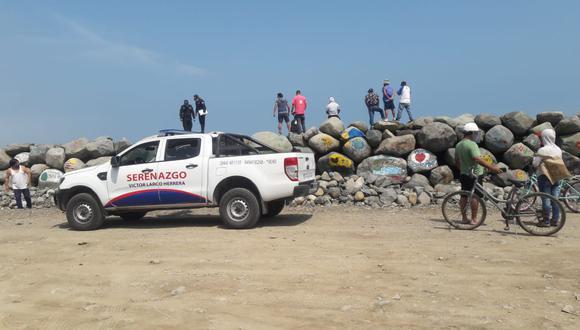 Trujillo: Encuentran cadáver de mujer con el rostro desfigurado en playa de Buenos Aires