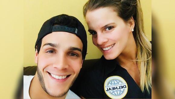 Mario Irivarren defendió a Alejandra Baigorria. (Instagram)