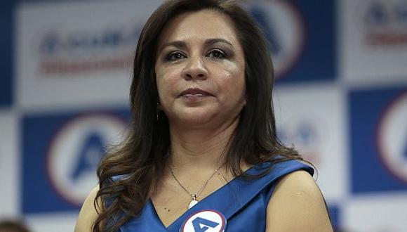 Marisol Espinoza confesó que PPK le pidó formar parte de su agrupación política. (USI)