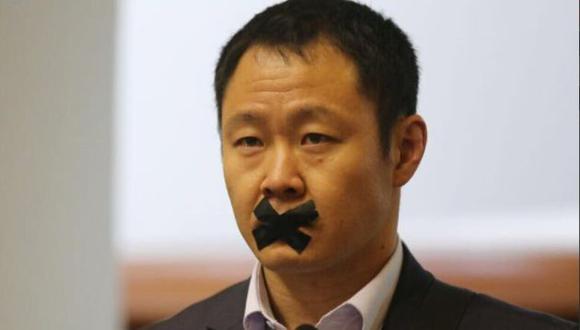 Kenji Fujimori le ha declarado la guerra a la dirigencia de su partido y podría ser expulsado.