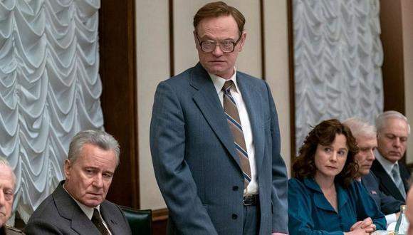 ¿Qué pasó en la vida real con los personajes del desastre nuclear de Chernobyl? (Foto: HBO)