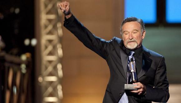 Robin Williams murió el lunes a los 63 años.  (Reuters)