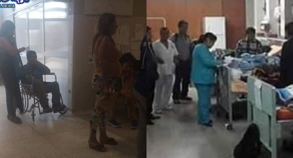 Más de 50 trabajadores resultaron intoxicados tras comer pollo broaster en Pisco.