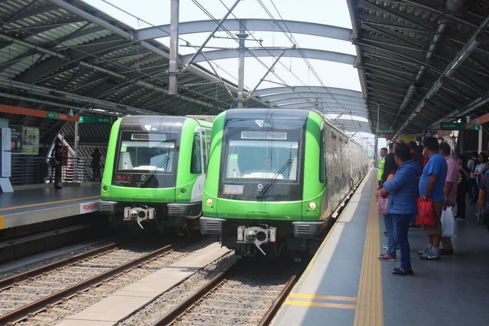 El proyecto de ampliación de la Línea 1 del Metro de Lima y Callao demandó en el 2018 US$317,6 millones. (Foto: Ositran)