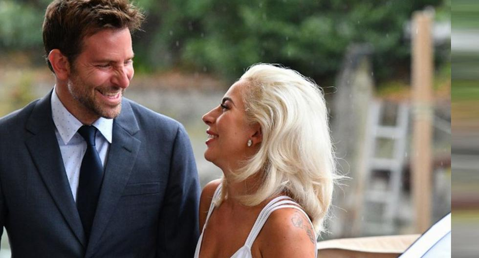 La cantante llegó al Festival de Venecia para el estreno de 'A star is born'. (Foto: AFP)