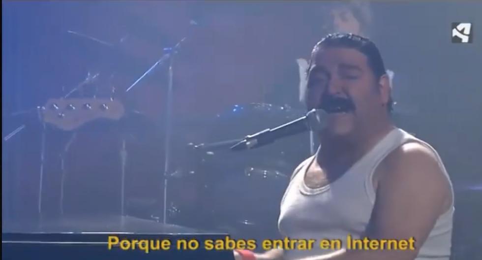 La parodia de Bohemian Rhapsody fue realizada por un grupo de españoles. (Captura YouTube)