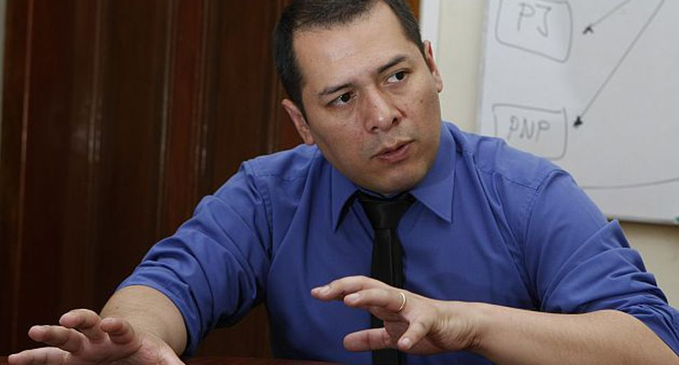 Christian Salas le pone la puntería a altos funcionarios por el caso Áncash. (USI)