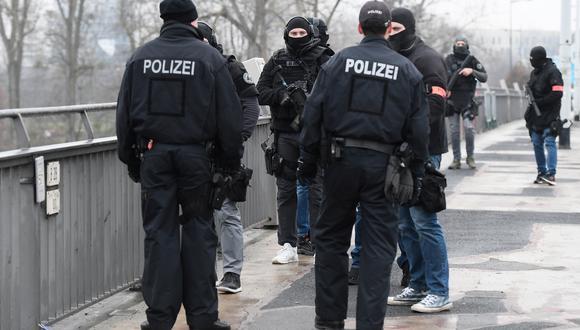 El número de agentes que trabajarán en el departamento que se ocupa de la ultraderecha se aproximará al que lucha contra el terrorismo islamista. (Foto referencial: AFP)