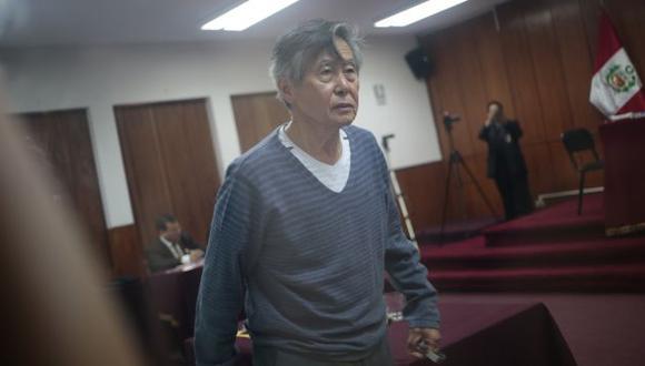 Alberto Fujimori sería citado en juicio de Montesinos por secuestro de Gustavo Gorriti. (USI)