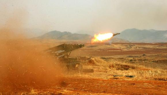 Falta obras bajaría tensión en la península coreana. (AFP)