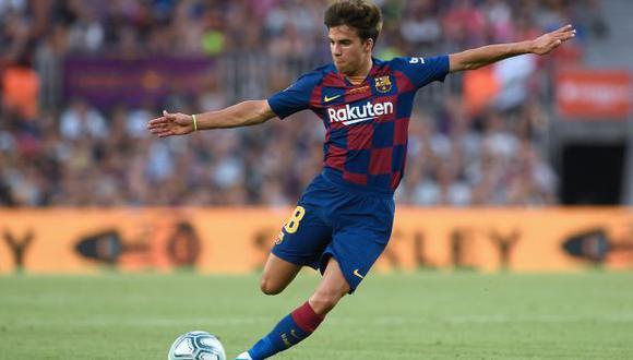 Riqui Puig no ha jugado ningún partido en la presente temporada de la Liga Santander. (Foto: AFP)