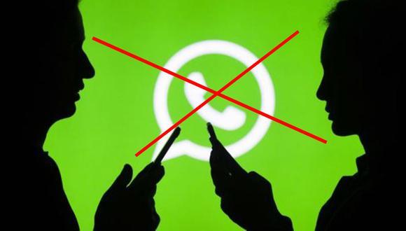 ¿Adiós a WhatsApp? Estos son los usuarios que serán baneados de la aplicación de mensajería rápida por esta razón. (Foto: WhatsApp)