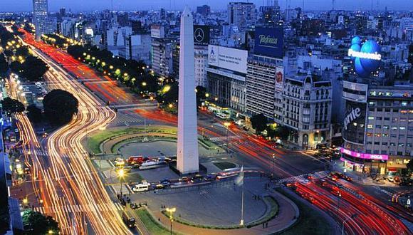 La capital argentina es la ciudad más cara de América Latina. (Internet)