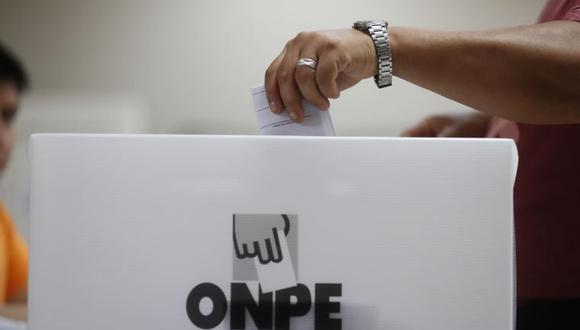 ONPE asegura que los comicios se realizarán gracias a los protocolos implementados.