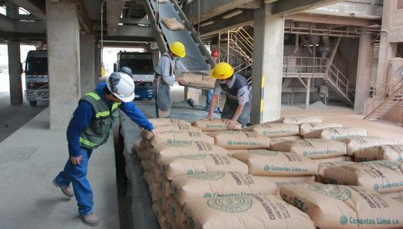 DINAMISMO. Las inversiones privadas en construcción impactaron en el dinamismo de setiembre. (USI)