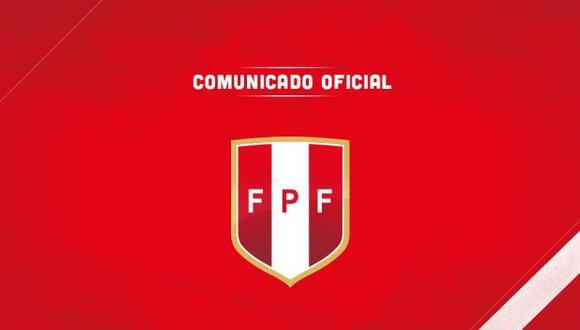 FPF emite comunicado sobre sobre la modificación de la Ley de Fortalecimiento. (FPF)
