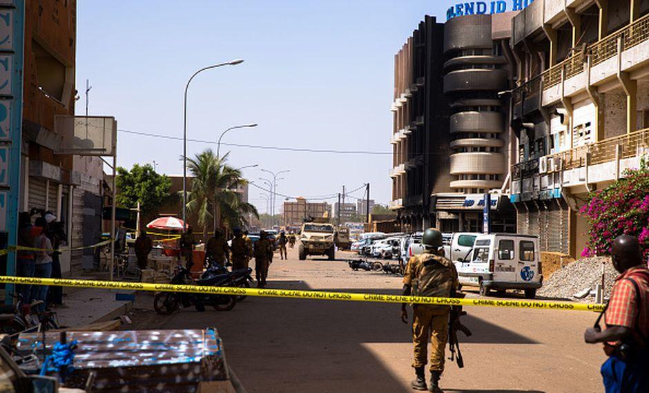 Terroristas irrumpieron en procesión y asesinaron a cuatro personas. (Foto: Getty)