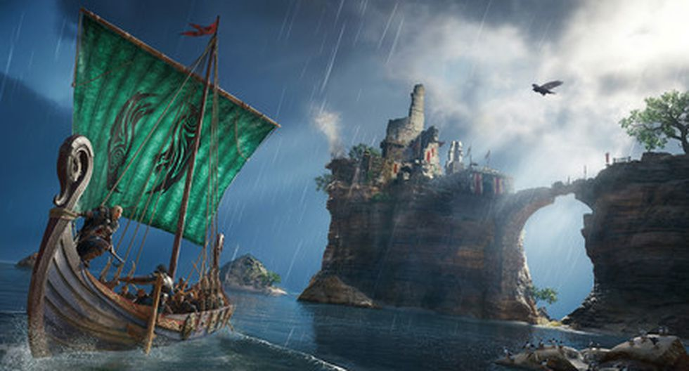 Assassin's Creed: Valhalla se estrenará a finales de este año para PS4, Xbox One, PC, PS5 y Xbox Series X.