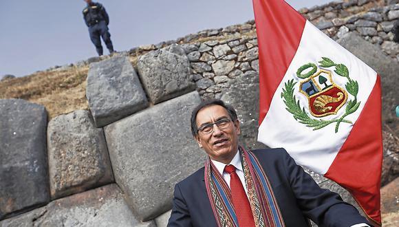 No se descarta a Martín Vizcarra como premier. (USI)