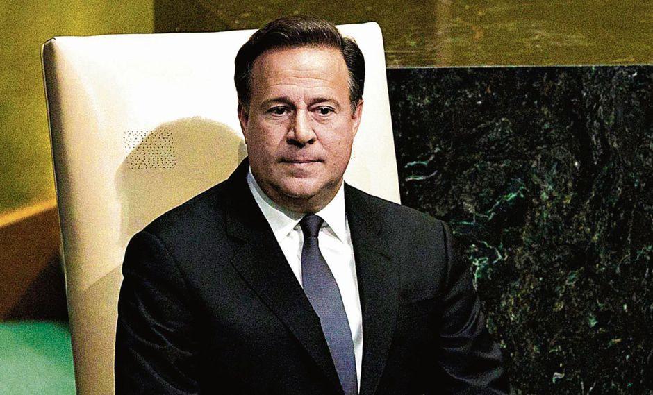 Panamá: Presidente admite que recibió aportes de Odebrecht. (Agencias)