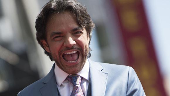 """Por hacer referencia al exitoso tema del momento de un grupo mexicano en """"Shrek 2"""", Eugenio Derbez tuvo serios problemas legales (Foto: Robyn Beck / AFP)"""