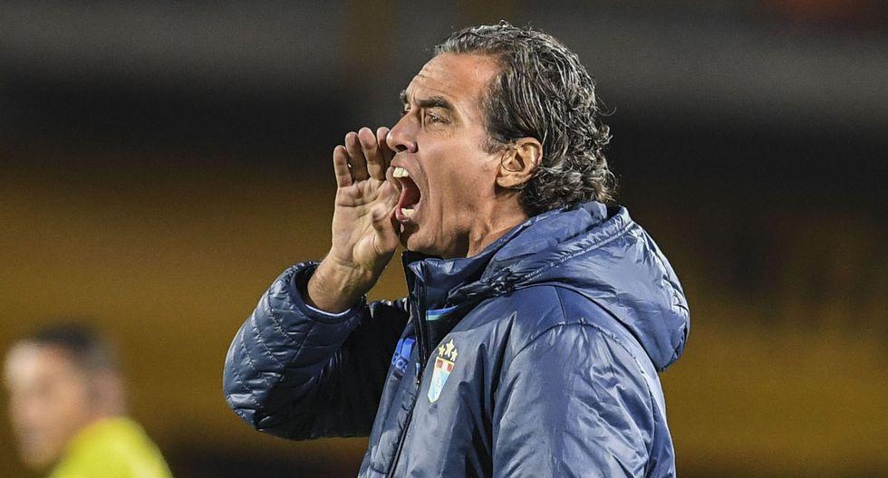 José del Solar no declaraba públicamente desde finales de Junio del presente año, tras su salida de Sporting Cristal. (AFP)
