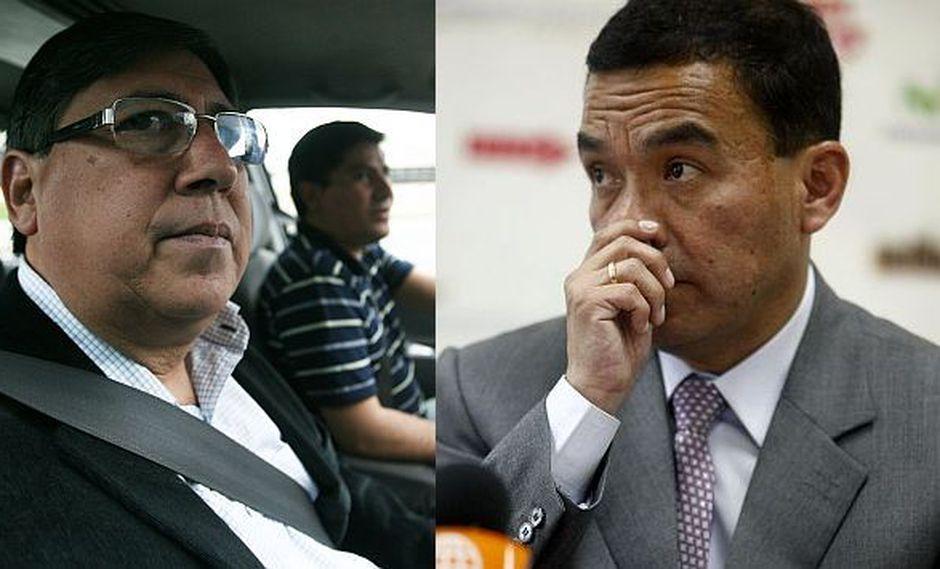 Las gestiones de Alarcón y Pacheco serán fiscalizadas. (USI)