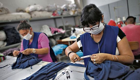 Los despachos de textil-confecciones llegaron a un total de 68 mercados internacionales en el primer trimestre del año. (Foto: GEC)