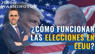 ¿Cómo funcionan las elecciones en EE.UU?