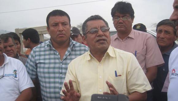 Alcalde del distrito de Olmos, Juan Mío Sánchez, fue condenado por el delito de negociación incompatible. (Foto:http://portalolmos.blogspot.com/)