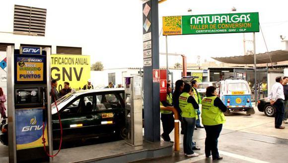 Se estima que el gas natural permite un ahorro de 63% en pago por combustible. (Difusión)