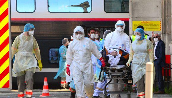 Coronavirus   Francia   Ultimas noticias   Último minuto: reporte de infectados y muertos.