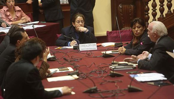 Alcorta espera conocer detalles. (Perú21)