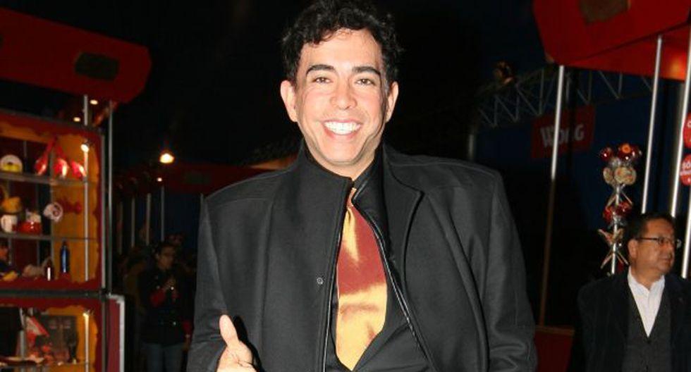 Ernesto Pimentel asegura que ya limó asperezas con Phillip Butters. (USI)