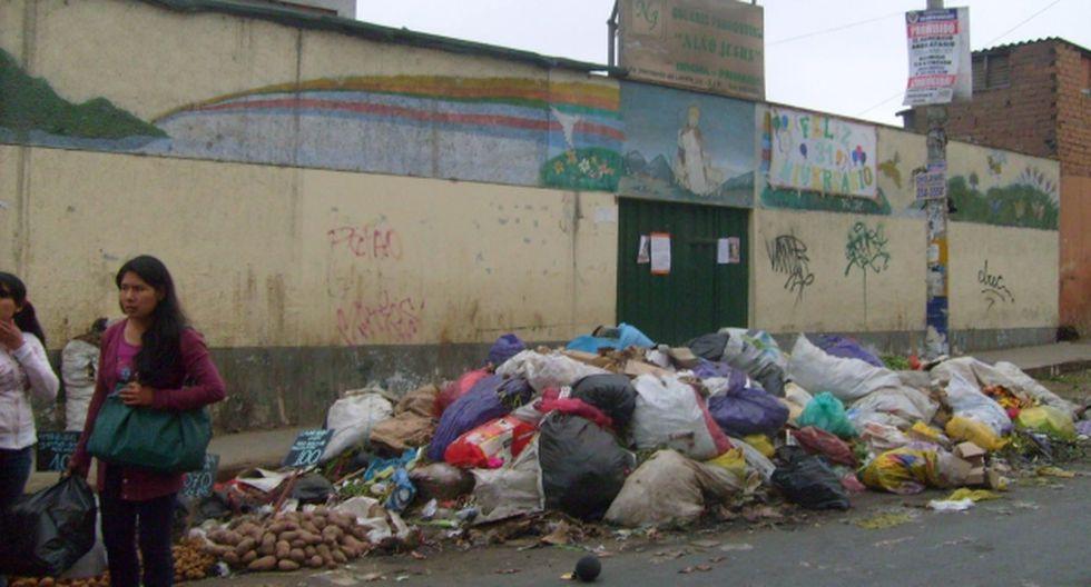 Contraloría podría denunciar a alcaldes no reelectos que abandonaron calles. (USI)