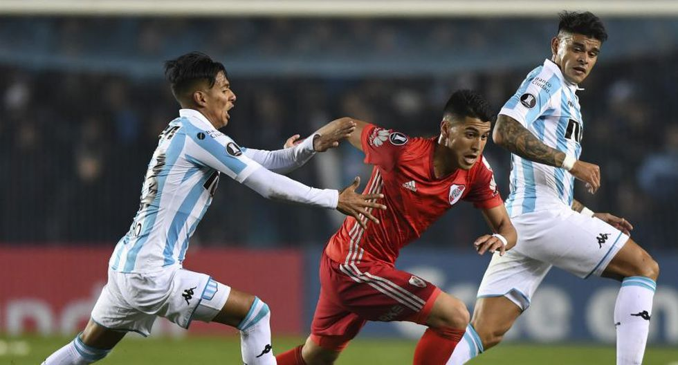 La decisión de Conmebol al pedido de Racing Club (Foto: AFP).